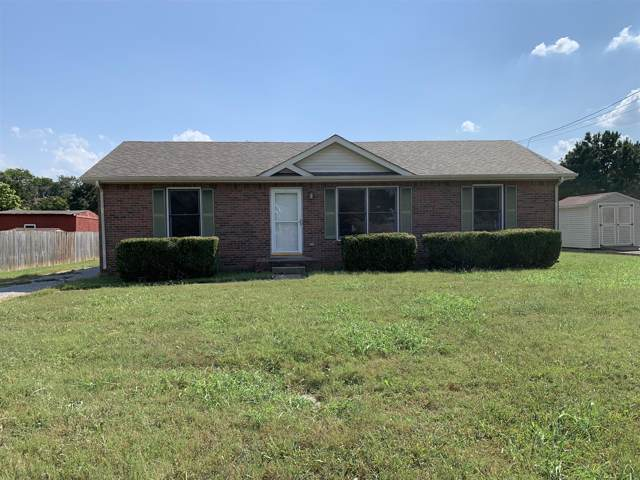 1496 Sunshine Dr, Clarksville, TN 37042 (MLS #RTC2082431) :: CityLiving Group