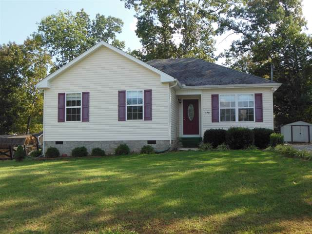 370 Elm Ave, Lewisburg, TN 37091 (MLS #RTC2082448) :: Hannah Price Team