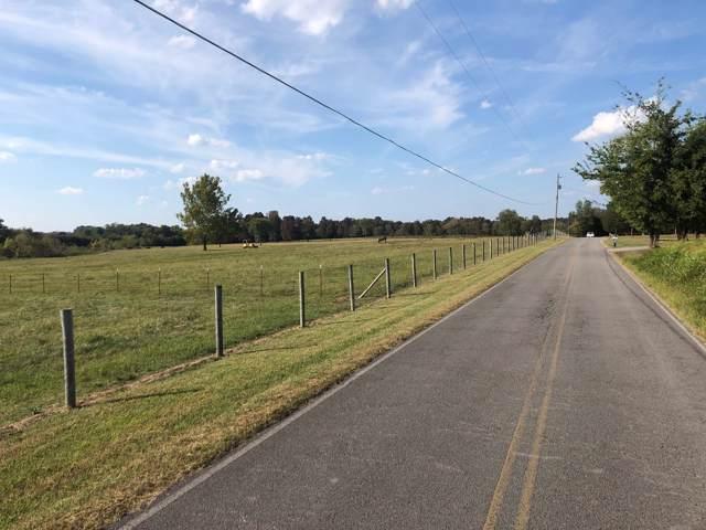 0 Henslee Rd, Shelbyville, TN 37160 (MLS #RTC2082492) :: Nashville on the Move