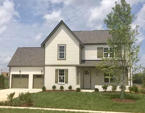 7201 Ludlow Dr. (Lot 101), College Grove, TN 37046 (MLS #RTC2082510) :: Village Real Estate