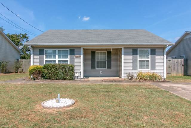 1106 Keith Ave, Oak Grove, KY 42262 (MLS #RTC2082554) :: The Group Campbell powered by Five Doors Network