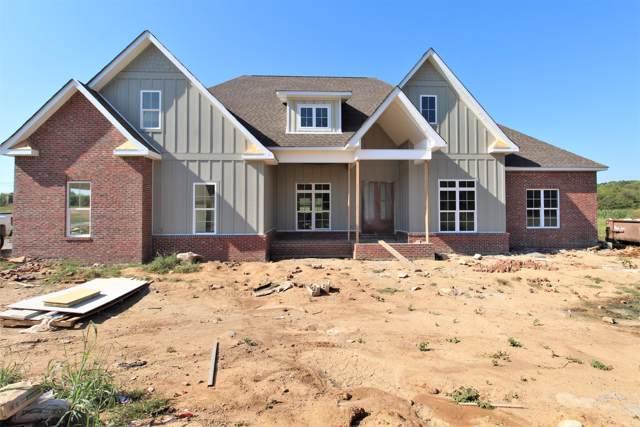 2838 Sparta Pk- Lot 10, Lebanon, TN 37090 (MLS #RTC2082583) :: Berkshire Hathaway HomeServices Woodmont Realty