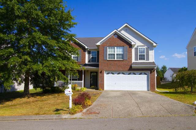 1031 Vanguard Dr, Spring Hill, TN 37174 (MLS #RTC2082670) :: Berkshire Hathaway HomeServices Woodmont Realty