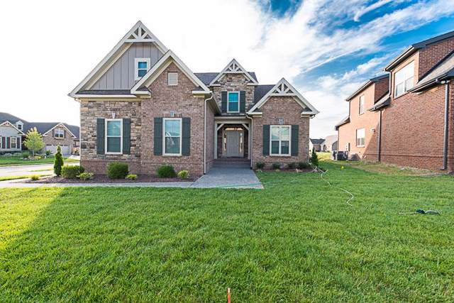 6001 Spade Drive #191, Spring Hill, TN 37174 (MLS #RTC2082674) :: Berkshire Hathaway HomeServices Woodmont Realty