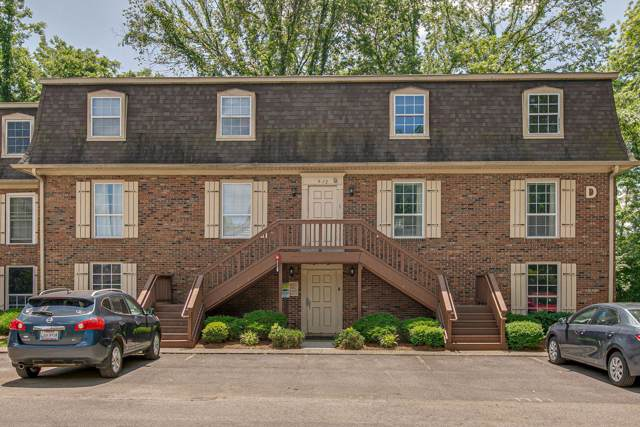 1100 W Main St Apt D10, Franklin, TN 37064 (MLS #RTC2082680) :: Maples Realty and Auction Co.