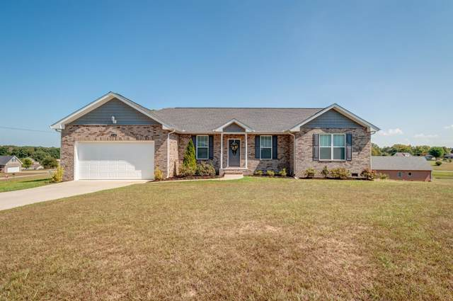 1124 High Lake Dr, Dickson, TN 37055 (MLS #RTC2082681) :: REMAX Elite