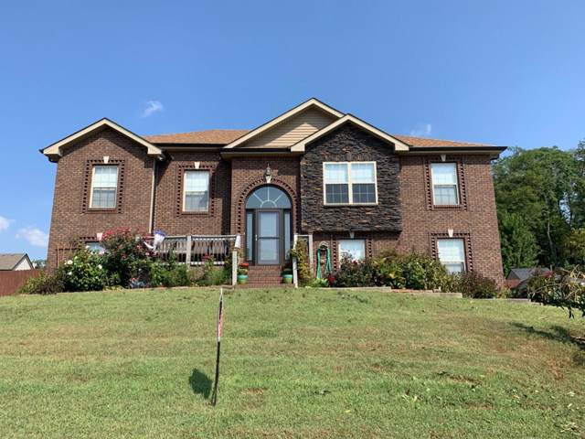 1533 Mammy Ln, Clarksville, TN 37042 (MLS #RTC2082766) :: Berkshire Hathaway HomeServices Woodmont Realty