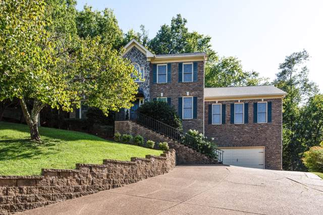 190 N Berwick Ln, Franklin, TN 37069 (MLS #RTC2082767) :: The Group Campbell powered by Five Doors Network