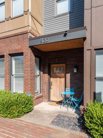 520 Madison St, Nashville, TN 37208 (MLS #RTC2082768) :: CityLiving Group