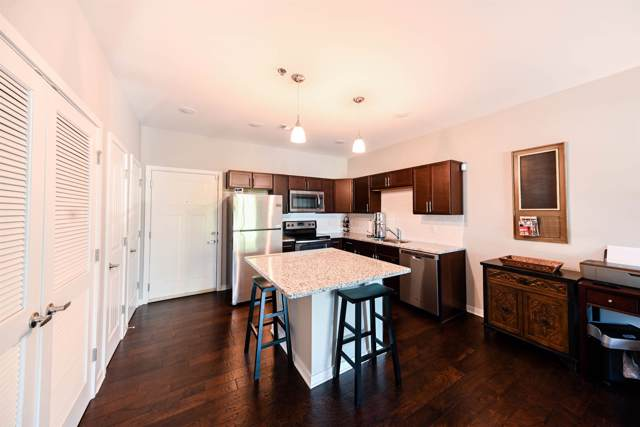 1118 Litton Ave Apt 215 #215, Nashville, TN 37216 (MLS #RTC2082776) :: FYKES Realty Group