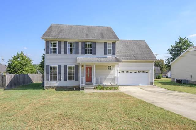 1421 Tuffnell Drive, La Vergne, TN 37086 (MLS #RTC2082777) :: Village Real Estate