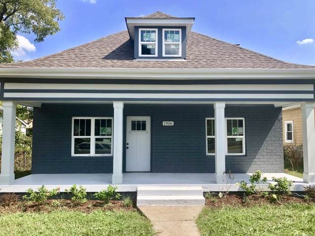 1906 10th Ave N, Nashville, TN 37208 (MLS #RTC2082782) :: Ashley Claire Real Estate - Benchmark Realty