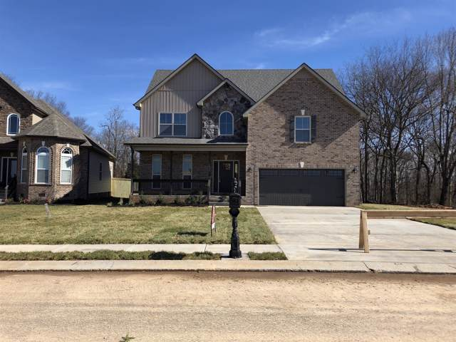 107 Locust Run, Clarksville, TN 37043 (MLS #RTC2082788) :: Team Wilson Real Estate Partners