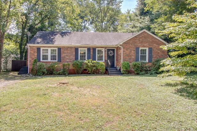 968 Draughon Ave, Nashville, TN 37204 (MLS #RTC2082803) :: Armstrong Real Estate