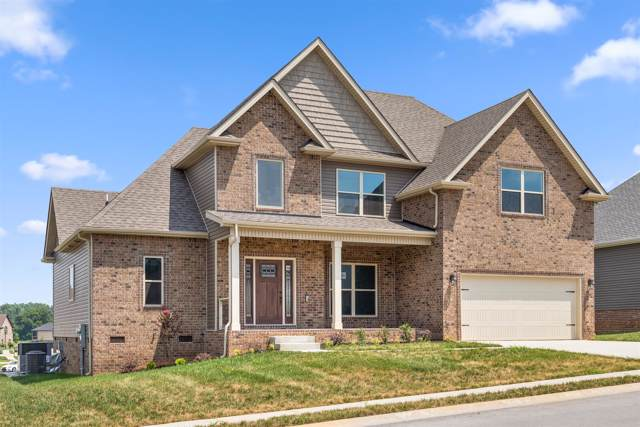 1255 Juniper Pass, Clarksville, TN 37043 (MLS #RTC2082880) :: Ashley Claire Real Estate - Benchmark Realty