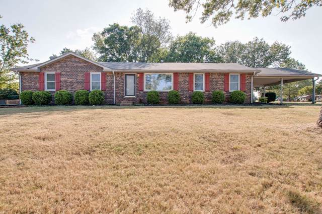 105 Gilbert Dr, Smyrna, TN 37167 (MLS #RTC2082941) :: Village Real Estate