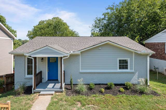723 S 13Th St, Nashville, TN 37206 (MLS #RTC2082950) :: Armstrong Real Estate