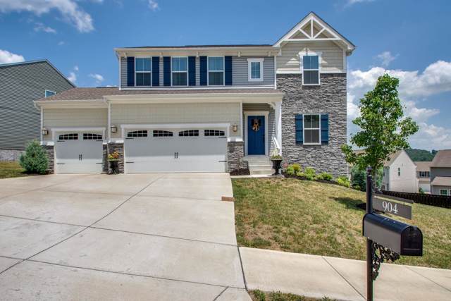 904 Fairdale Court, Nashville, TN 37221 (MLS #RTC2082951) :: Ashley Claire Real Estate - Benchmark Realty