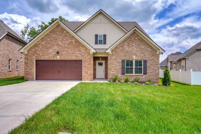1208 Hensfield Drive, Murfreesboro, TN 37128 (MLS #RTC2082963) :: Village Real Estate