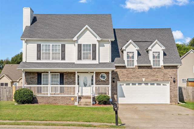 3558 Neena Ct, Clarksville, TN 37042 (MLS #RTC2083048) :: RE/MAX Homes And Estates