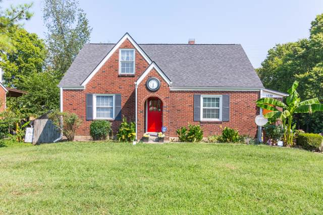 1039 Iverson Ave, Nashville, TN 37216 (MLS #RTC2083072) :: Nashville on the Move