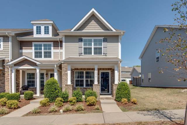 2034 Hickory Brook Dr, Hermitage, TN 37076 (MLS #RTC2083080) :: Village Real Estate