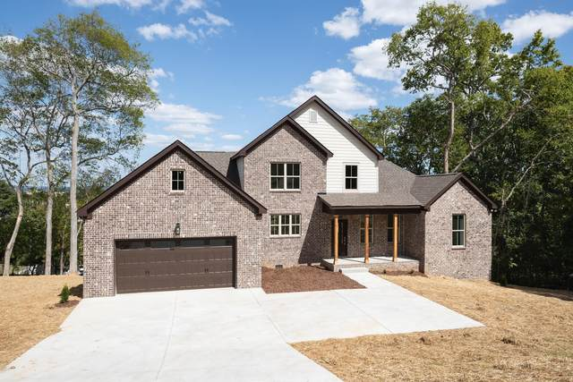2108 Alpine Drive, Columbia, TN 38401 (MLS #RTC2083111) :: Ashley Claire Real Estate - Benchmark Realty