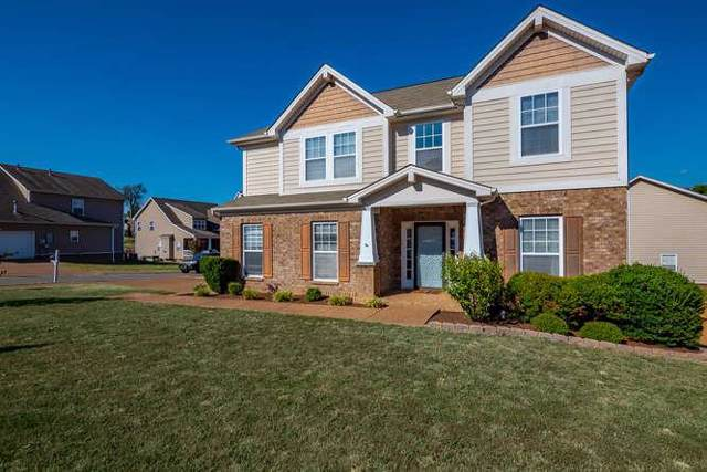 1446 Bern Dr, Spring Hill, TN 37174 (MLS #RTC2083162) :: Keller Williams Realty