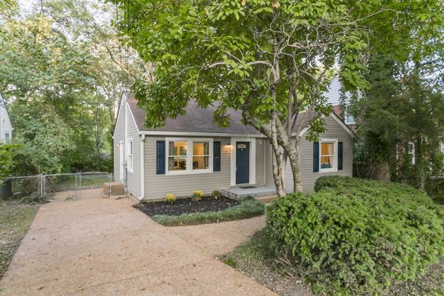 1353 Greenland Ave, Nashville, TN 37216 (MLS #RTC2083179) :: The Kelton Group