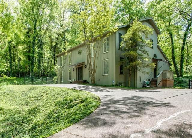 707 Hillwood Blvd, Nashville, TN 37205 (MLS #RTC2083180) :: Village Real Estate