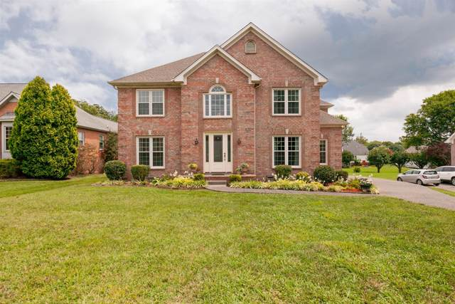 122 Highland Rdg, Hendersonville, TN 37075 (MLS #RTC2083195) :: REMAX Elite