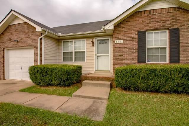 417 Mcmurry Rd, Clarksville, TN 37042 (MLS #RTC2083279) :: Village Real Estate