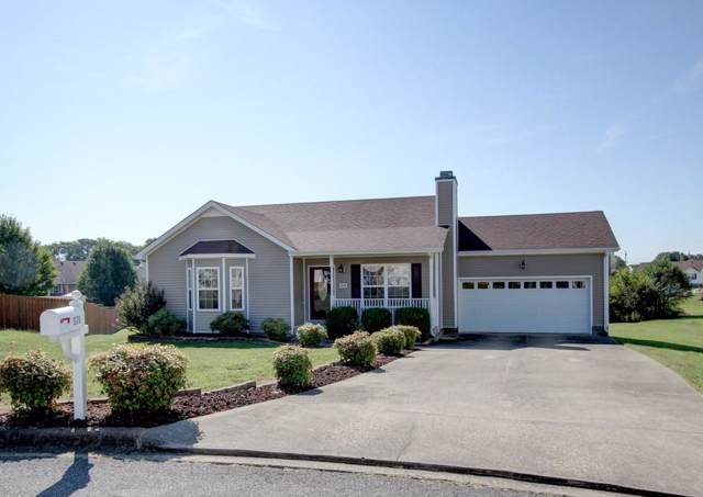 1370 Mackenzie Ct, Clarksville, TN 37042 (MLS #RTC2083318) :: Village Real Estate