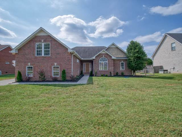 909 Bonnie Blue Way, Lebanon, TN 37087 (MLS #RTC2083340) :: Village Real Estate