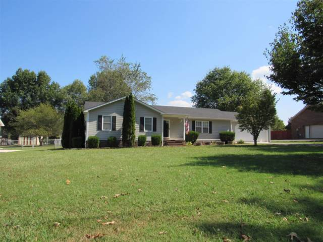 1070 Riley Creek Rd, Tullahoma, TN 37388 (MLS #RTC2083385) :: Village Real Estate