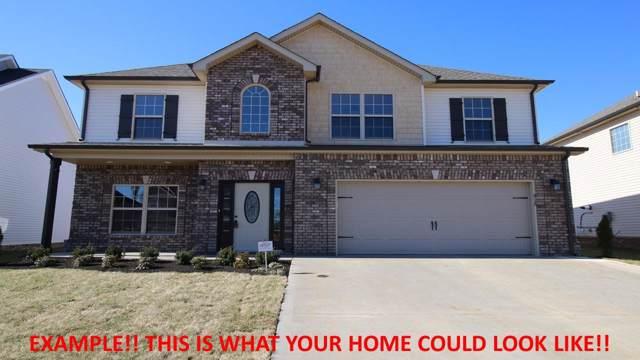 448 Summerfield, Clarksville, TN 37040 (MLS #RTC2083400) :: John Jones Real Estate LLC