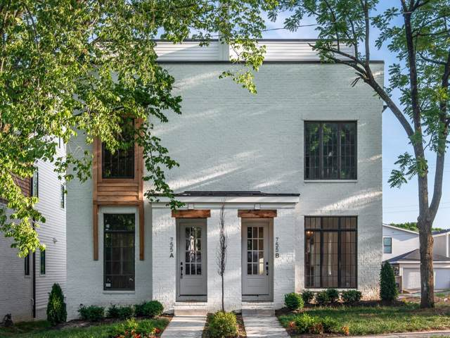 755B Lynwood Ave, Nashville, TN 37203 (MLS #RTC2083416) :: The Kelton Group