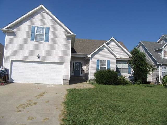 3788 N Jot Dr, Clarksville, TN 37040 (MLS #RTC2083419) :: John Jones Real Estate LLC