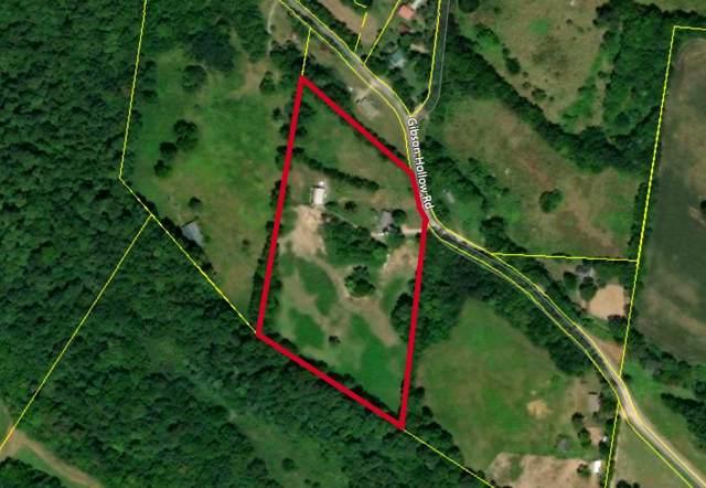 1493 Gibson Hollow Rd, Mount Pleasant, TN 38474 (MLS #RTC2083456) :: The Kelton Group