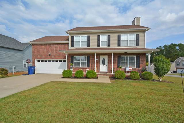 1225 Fossil Dr, Clarksville, TN 37040 (MLS #RTC2083476) :: RE/MAX Homes And Estates