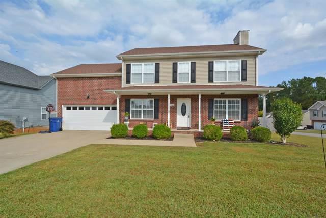 1225 Fossil Dr, Clarksville, TN 37040 (MLS #RTC2083476) :: John Jones Real Estate LLC