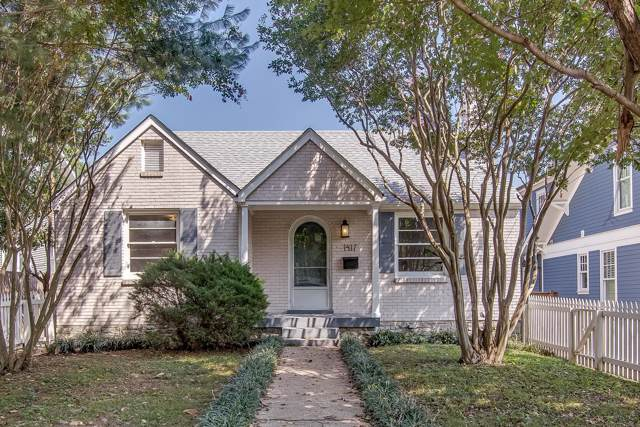 1417 Calvin Ave, Nashville, TN 37206 (MLS #RTC2083479) :: The Kelton Group