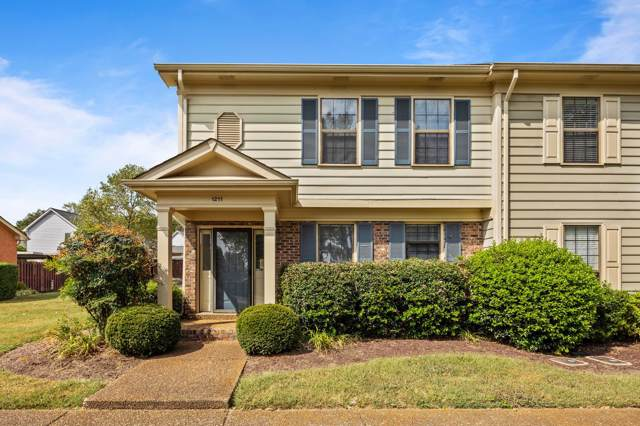 1211 Brentwood Pt, Brentwood, TN 37027 (MLS #RTC2083496) :: The Kelton Group