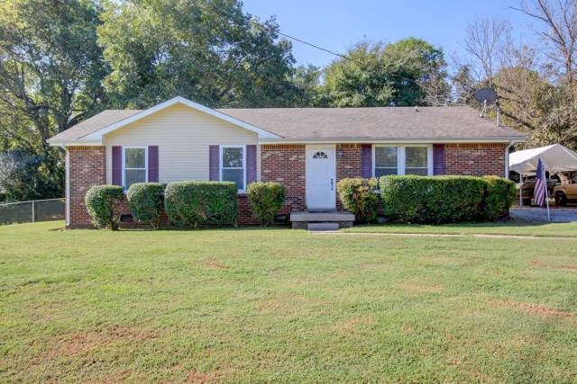 520 Overton Drive, Clarksville, TN 37042 (MLS #RTC2083502) :: RE/MAX Homes And Estates