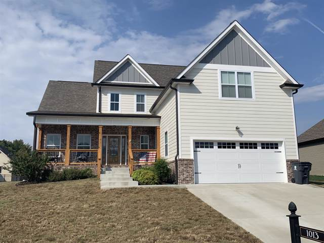 1013 Chagford Dr, Clarksville, TN 37043 (MLS #RTC2083526) :: RE/MAX Homes And Estates