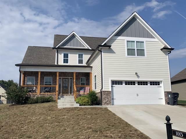1013 Chagford Dr, Clarksville, TN 37043 (MLS #RTC2083526) :: John Jones Real Estate LLC