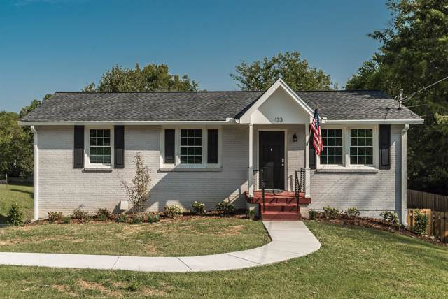 133 Hillsdale Dr, Hendersonville, TN 37075 (MLS #RTC2083531) :: Five Doors Network