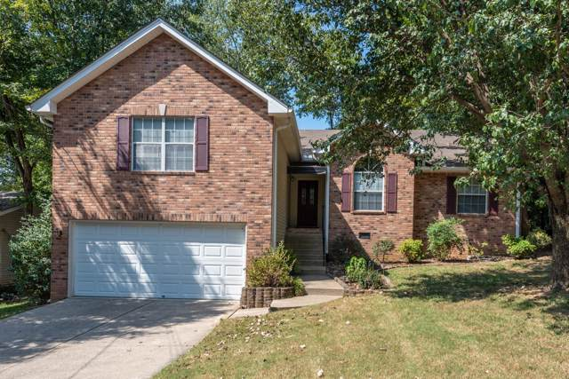 126 Northlake Dr, Hendersonville, TN 37075 (MLS #RTC2083555) :: Ashley Claire Real Estate - Benchmark Realty