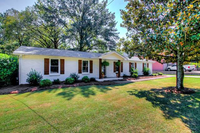 444 Foothill Dr, Nashville, TN 37217 (MLS #RTC2083562) :: Five Doors Network