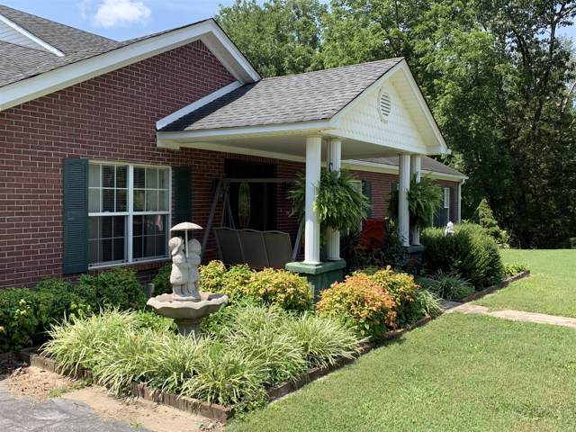 1215 E Gaines St, Lawrenceburg, TN 38464 (MLS #RTC2083581) :: Nashville on the Move